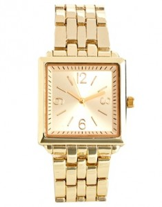 New Look Square Face Watch