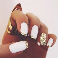 NAILTREND: Deconstructed nails